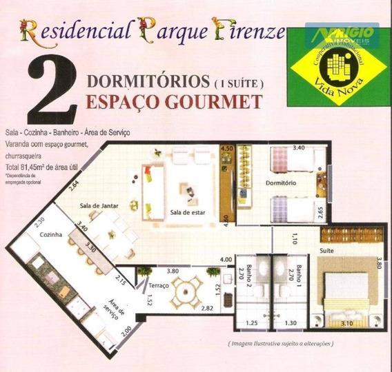 Cota Apartamento 2 Dorms Cooperativa Aprigio Enbu Das Artes