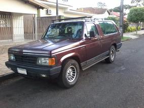 Chevrolet D-20 Ano 1989 Bonanza Sulam Brasinca