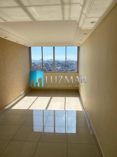 Imagem 1 de 15 de Apartamento Três Dormitórios Para Locação Na Vila Prel - Campo Limpo - 382lr