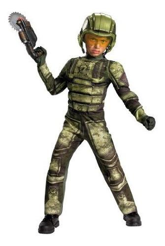 Operacion Rapid Strike Red Sector Foot Soldier Disfraz De M