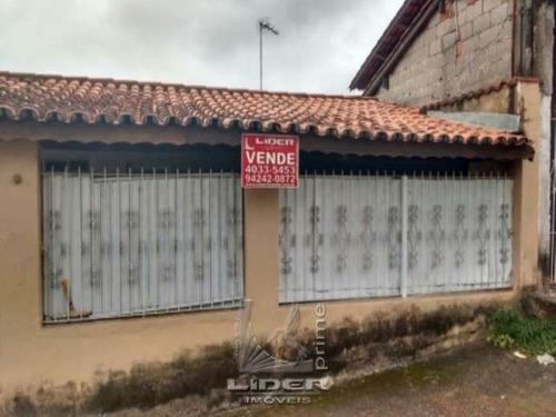 Imagem 1 de 6 de Casa - Cidade Planejada I Bragança Paulista Sp - Mc0608-1