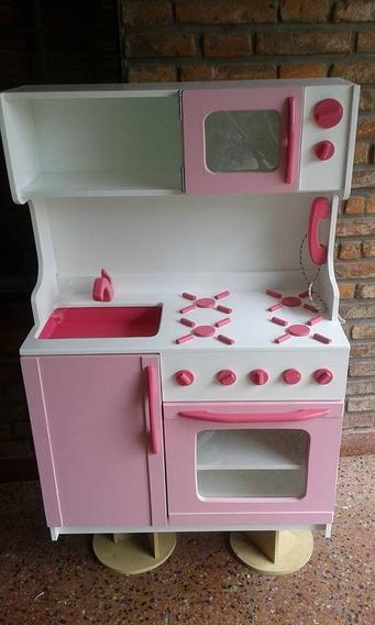 Juego Cocina De Juguete Niño Nena Infantil