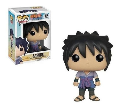 Funko Pop Sasuke Naruto Shippuden 72