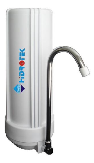 Filtro Purificador De Agua. Sobremesada Hidrotek Gtía 3 Años