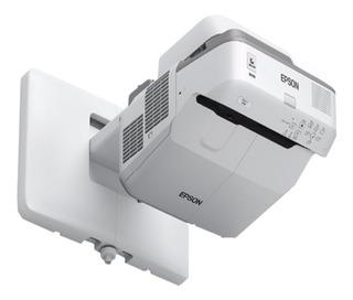 Proyector Multimedia Epson Powerlite 675w + Base Elpmb46