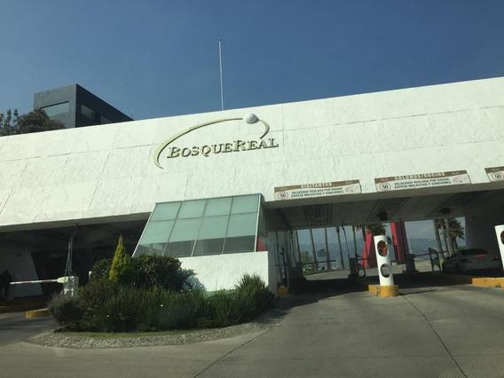 Departamento Nuevo Renta Residencial En Club De Golf Bosque Real, Huixquilucan