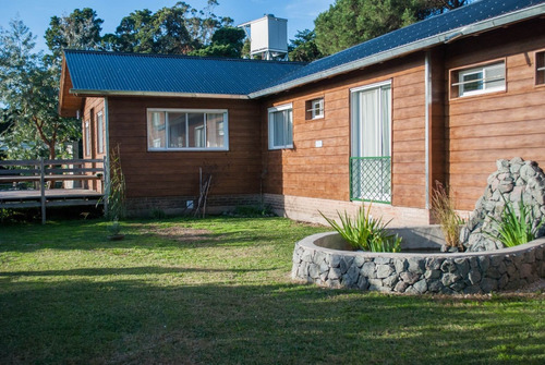 Casa En Alquiler Temporario A 5 Cuadras Del Mar. Eco Lodge