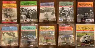 Colección Historia Visual Del Automóvil Completa