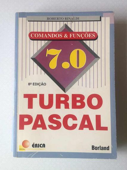 Livro Turbo Pascal 7.0