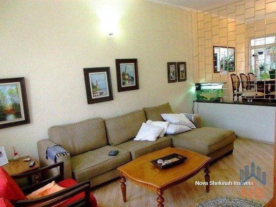 Casa No Bairro Campo Grande - Térrea 3 Dormitórios - Ca3265