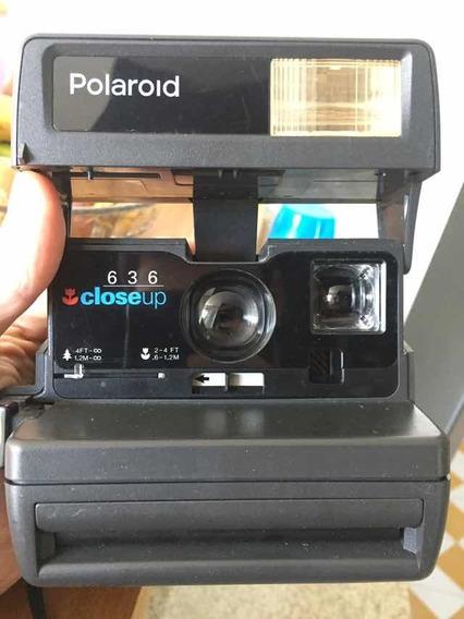 Polaroid 636 Câmera Fotografica Original