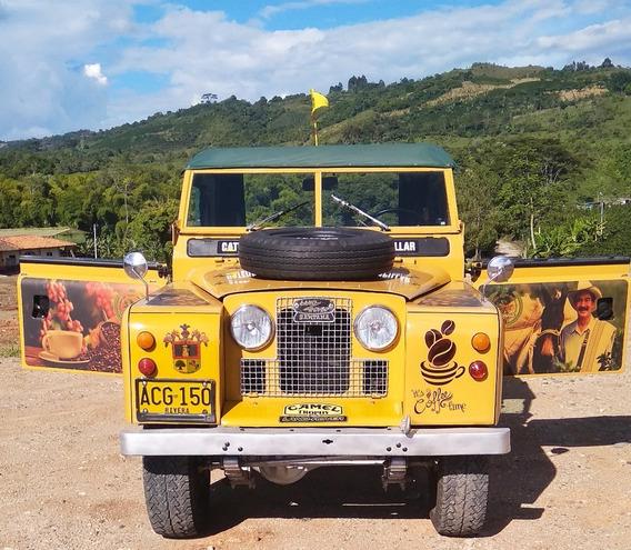 Land Rover Santana Serie 2a 2.400 C.c En Oferta