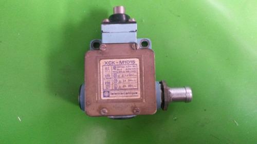 Micro Switch Pulsador 6a Telemecanique Xck M1d 15 16649