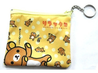 Monedero De Card Rilakkuma Sanrio Super Cute! (1)