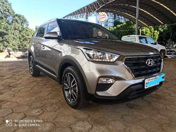 Hyundai Creta 1.6 1 Million Flex Aut. 5p 2019