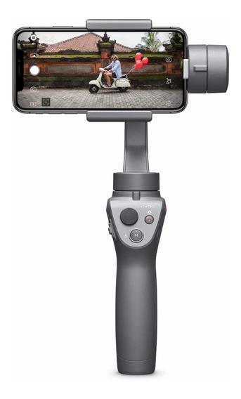 Estabilizador Suporte Gimbal Dji Mobile 2 Celular + Grátis