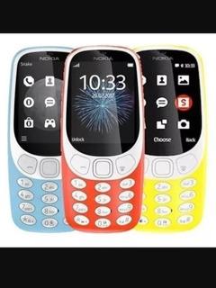 Celular Basico Nokia Dual Sim Linterna Juegos Face
