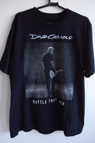 Ingresso E Camiseta David Gilmour  Oficial Tour 2013