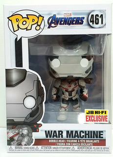 Funko Pop War Machine #461 Marvel Avengers Exclusivo