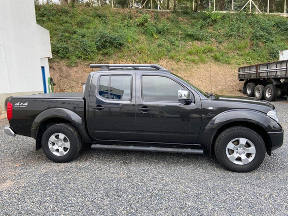 Nissan Frontier 4x4 Manual Fs Caminhoes