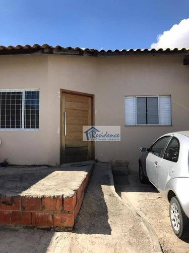 Imagem 1 de 18 de Casa Com 3 Dormitórios À Venda, 150 M² Por R$ 450.000,00 - Jardim Bela Vista - Indaiatuba/sp - Ca0755