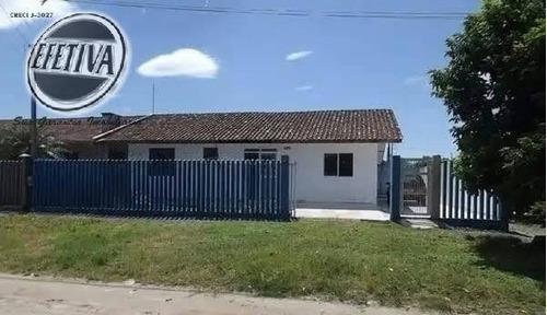 Residência A Venda Próximo A Baía - Piçarras - Guaratuba Pr - 1894r