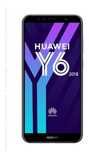 Huawei Y6 2018 Pantalla 5.7. Reconocimiento Facia. Nuevo.msi
