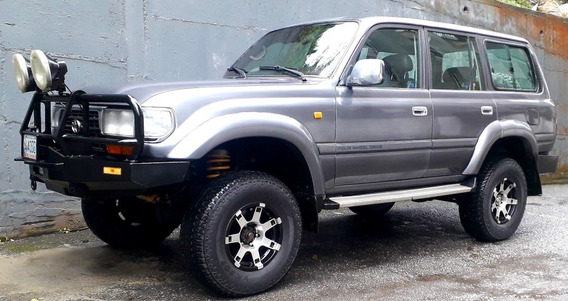 Toyota Burbuja Vx 4x4 Full Time 2002