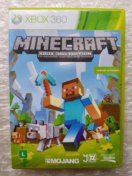 Minecraft Xbox 360 Original - Usado