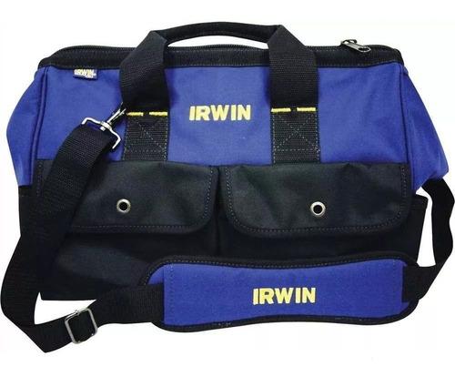 Bolsa Em Lona P/ Ferramentas 16 Pol 400mm Standard Irwin