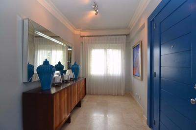 Hermoso Apartamento Amueblando En Venta,la Trinitaria,stgo.