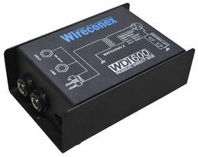 Direct Box, Wireconex Wdi600
