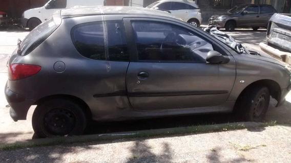 Peugeot 206 2001 Nafta Full $25.000