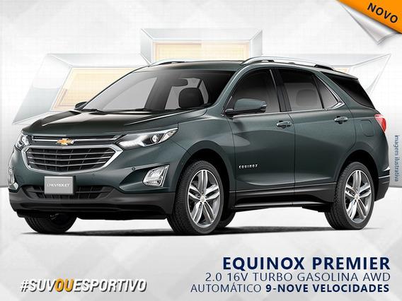 Chevrolet Equinox 2.0 16v Turbo Gasolina Premier Awd Automá