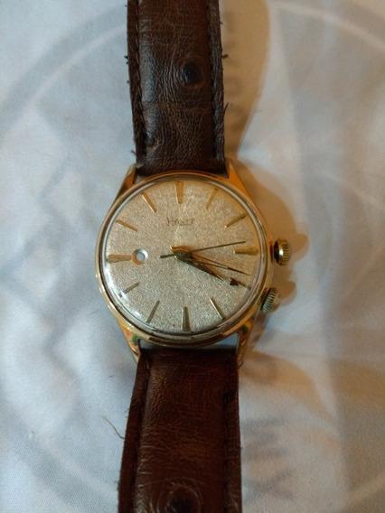 Reloj Antiguo Haste Alarma Cuerda
