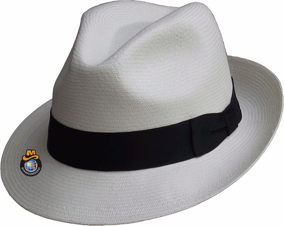 Sombrero Tipo Aguadeño Paja Toquilla Extrafina Ref.panameño