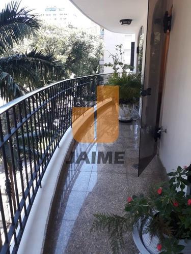 Apartamento Para Venda No Bairro Higienópolis Em São Paulo - Cod: Bi3772 - Bi3772