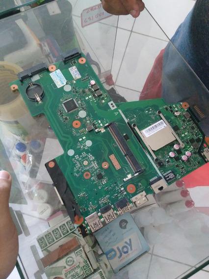 Placa Mae Notebook Asus Com Defeito P Retirada De Peças