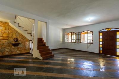 Casa Com 4 Dormitórios E 3 Garagens - Id: 892874345 - 174345