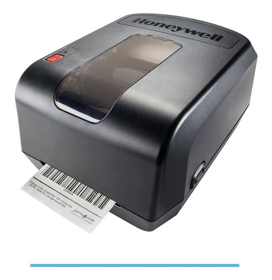 Impressora De Etiqueta Honeywell Pc42t Usb/ethernet/serial