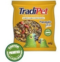 Mistura Vitamina Tradipet Sementes Para Papagaio 8kg