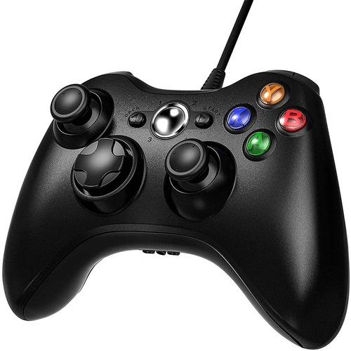 Joystick Control Mando Xbox 360 Cableado Compatible Atrix ®
