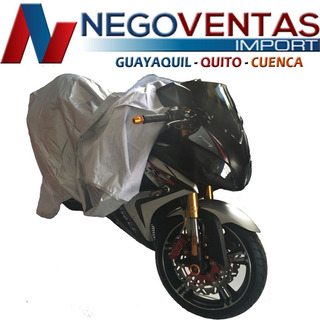 Cobertor De Moto Contra Lluvia Y Sol