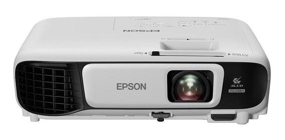 Projetor Epson Powerlite U42+ 3600 Lumens, 2x Hdmi, Bivolt