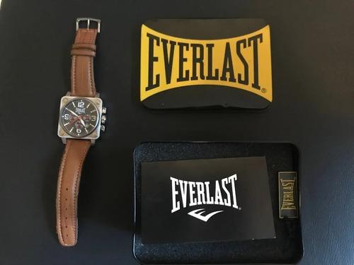 Combo De Relógios Timex E Everlast
