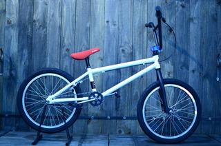 Bicicleta Junior Rodado 20 Bmx Duxton
