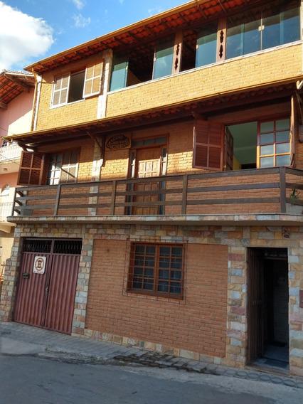 Casa Estilo Colonial Em Barbacena-mg