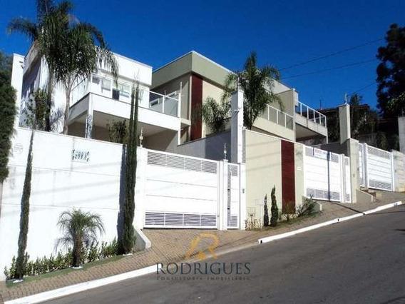Casa À Venda Em Atibaia - Jardim Paulista - Ca0098-1