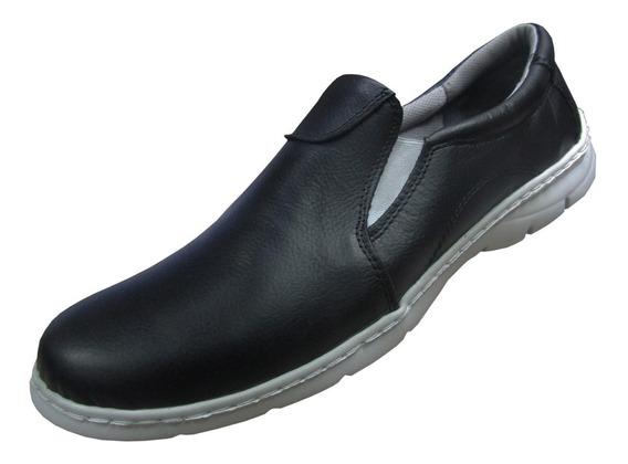 Zapato Pancha Cuero Free Comfort Talles 46 47 48 49 50