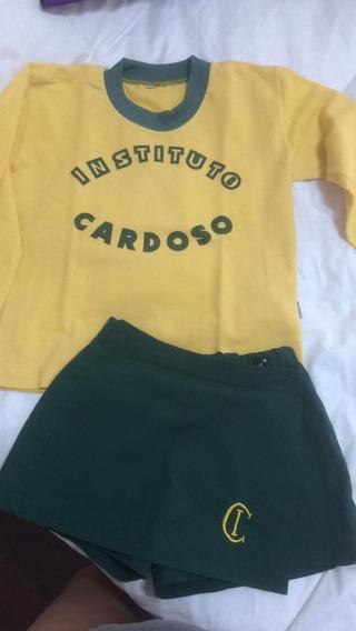 Uniforme Instituto Cardoso